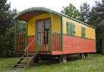 Camping Picardie - Village de gites Au soleil de Picardie-4