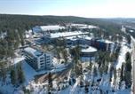 Hôtel Rovaniemi - Santasport Apartment Hotel-4