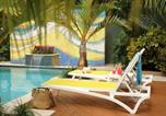 Hôtel Aruba - Bubali Bliss Studios