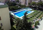 Location vacances Roquetas de Mar - Apartment Massimo-1
