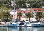Location vacances Baška Voda - Apartments by the sea Baska Voda (Makarska) - 12421-1