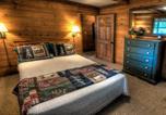Location vacances Bryson City - Hidden Creek Cabins - Bryson City-4