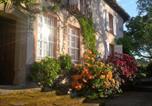 Hôtel 4 étoiles Rehainviller - Le Prieuré-2