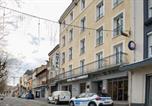 Hôtel Saint-Martin-des-Combes - Brit Hotel du Commerce Bergerac-3