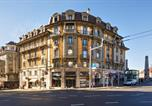 Hôtel Lausanne - Swiss Wine by Fassbind-3