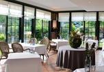 Hôtel Coblence et la forteresse d'Ehrenbreitstein - Hotel Stein - Schiller´s Restaurant-3