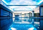 Hôtel Aqtau - Caspian Riviera Grand Palace Hotel-4