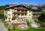 Hôtel Maria Alm am Steinernen Meer - Hotel Edelweiss