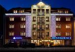 Hôtel Bohême du sud - Hotel Savoy-1