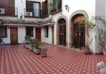 Location vacances  Séville - 1 Minute from Cathedral. Feel the heart of Seville-3