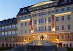Hôtel Františkovy Lázně - Spa & Kur Hotel Harvey-1