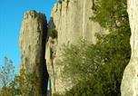 Camping Villeneuve-de-Berg - Camping Les Lavandes-2