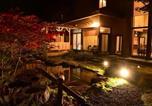 Hôtel Nikkō - Okunoin Hotel Tokugawa-4