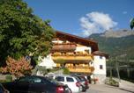 Hôtel Lagundo - Ferienwohnungen Obermoarhof-2