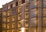 Hôtel Peñafiel - Hotel Boutique Gareus-1