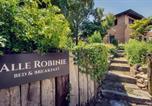 Hôtel Province d'Udine - Alle Robinie-2