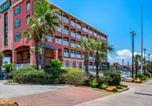 Hôtel Galveston - Quality Inn & Suites Beachfront-1