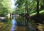 Camping avec Piscine Tence - Sites et Paysages L'Oasis-2