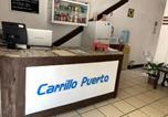 Hôtel Manzanillo - Oyo Hotel Carrillo Puerto cerca del Hospital Jurisdicción Sanitaria No 3-4