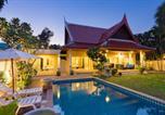 Location vacances Chalong - Villa Barnabe-1