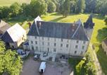 Hôtel Arleuf - Château de Poussignol-2