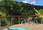 Location vacances Santa Teresa - Vista da Mata Dm, conforto e lazer junto a natureza-1