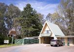 Hôtel Wangaratta - Millers Cottage Motel-3