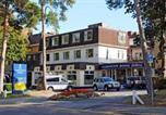 Hôtel Christchurch - Carrington House Hotel-2