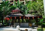Villages vacances Sanya - Huayuan Hot Spring Seaview Resort-1