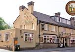 Hôtel Hartlepool - Fox Inn-1