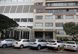 Location vacances Durban - Durban beachfront apartment 1301 Golden Sands-2