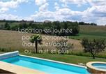 Location vacances Saint-Pierre-la-Palud - Gite Stone & Spa-1