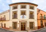 Hôtel Benialí - Casa Rosa-4