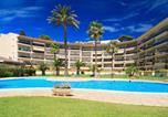 Location vacances Miami Platja - Uhc Los Flamencos Family Apartments-3