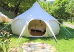 Camping avec Site nature Bagnols-les-Bains - Camping Le Moulin du Luech-1