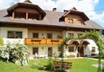Location vacances Weissensee - Apartment Gästehaus Wastian-1
