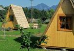Location vacances Cerklje na Gorenjskem - Glamping Mohorjev grunt-1