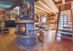 Location vacances  Province de Belluno - Three-Bedroom Holiday Home in Arsie (Bl)-3