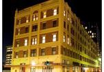 Hôtel Adelaide - Franklin Apartments-3