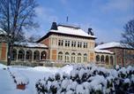 Location vacances Bad Elster - Ferienwohnungen Rosengarten-2