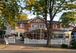 Hôtel Zingst - Hotel & Café Strandeck-1