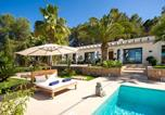 Location vacances Sant Josep de sa Talaia - Villa Manxa-1