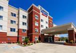 Hôtel Tupelo - Fairfield Inn & Suites by Marriott Tupelo-1