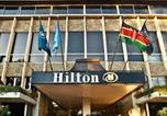 Hôtel Nairobi - Hilton Nairobi-2