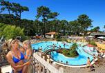 Camping avec Piscine couverte / chauffée Andernos-les-Bains - Campéole Plage Sud-1