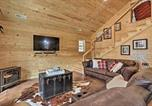Location vacances Alexander City - Peaceful Family Cabin on 10 Acres with Game Room!-2