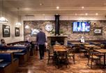 Hôtel Crestwood - Blue Gum Hotel-3
