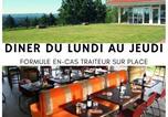 Hôtel Aubazine - The Originals Access, Hôtel Tulle (P'tit Dej-Hotel)-1