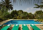 Location vacances Sant Llorenç des Cardassar - Holiday Home Peretó-3