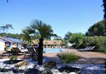 Camping avec Piscine La Bastide-Clairence - Camping Espace Blue Ocean-1